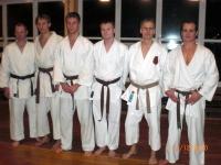 DAN-Prüfungen 2010