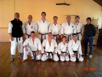 DAN-Prüfungen 2011